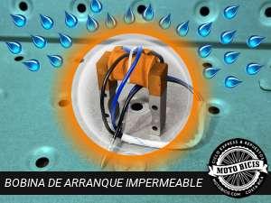 BOBINA DE ARRANQUE IMPERMEABLE DE BICIMOTO