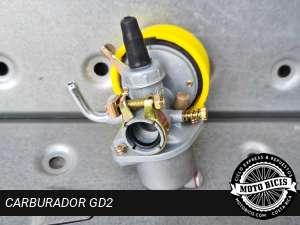 CARBURADOR GD2 para bicimoto