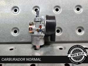 CARBURADOR NORMAL para bicimoto