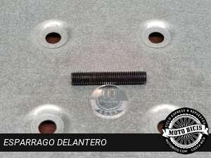 ESPARRAGO DELANTERO GRUESO M8x45 1.25 para bicimoto